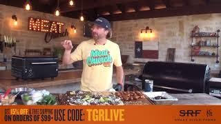 Traeger Kitchen Live: Smoked Beef Cheek Tacos With Matt Pittman