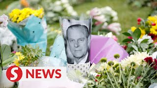 Prince Philip's funeral plans are released