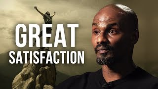 YOU CAN ACHIEVE GREAT SATISFACTION THROUGH STRUGGLE - Klaus Yohannes 'The Black Viking'| London Real