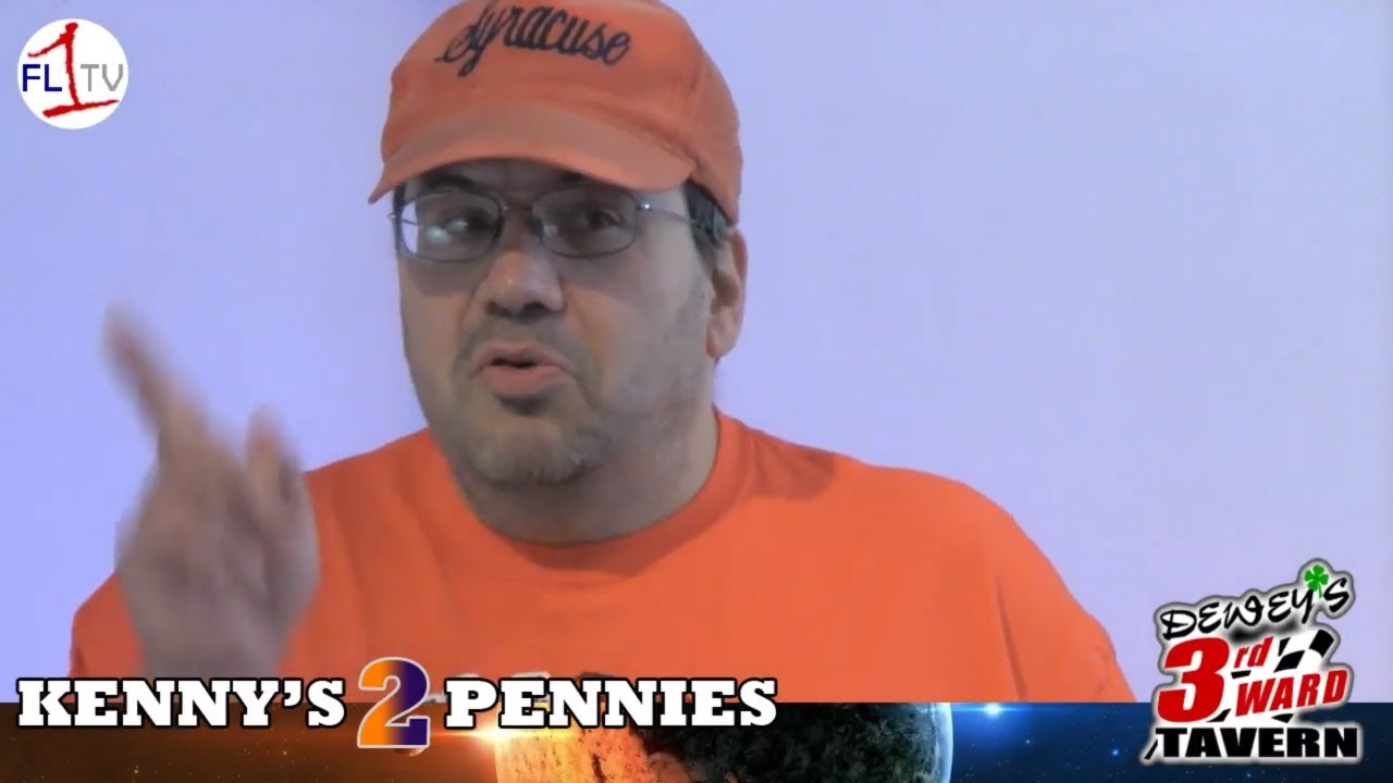 KENNY'S 2 PENNIES: Bills hit rock bottom & QB controversy on the SU hill? (podcast)
