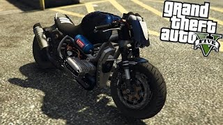 GTA 5 Mods - COOLEST BIKE