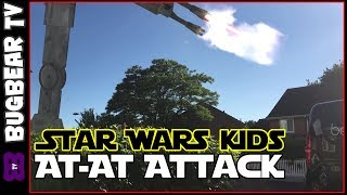 Star Wars Kids : AT-AT Attack   Imperial Walker / ATAT   Starwars Parody, Spoof, Skit