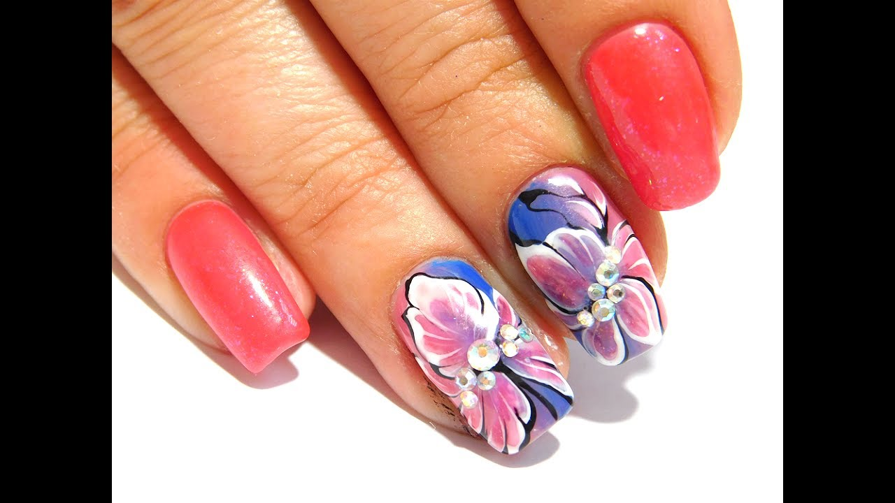 Top 20 nail art best nail art designs youtube top 20 nail art best nail art designs prinsesfo Images