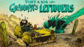 Tiny and Big Grandpa´s Leftovers HD - Parte 1