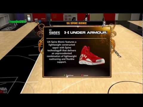 NBA 2K13: Easy 1000 VC | Unlock Hidden Shoes! #NBA2K13