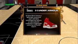 NBA 2K13: Easy 1000 VC | Unlock Hidden Shoes! #NBA2K13