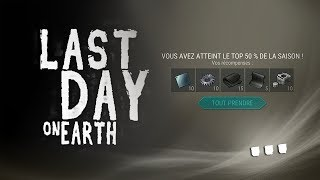 LAST DAY ON EARTH - ...