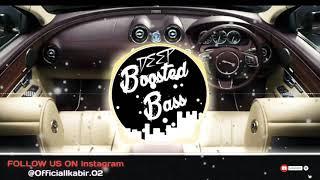 HORN BLOW BASS BOOSTED Song Jaani | B Praak | New Song 2020 || DEEP BOOSTED BASS ||EXTREME BASS