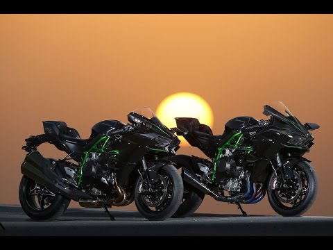Ninja H2r Fastest Bike In The World New Carmotoplanetecompower