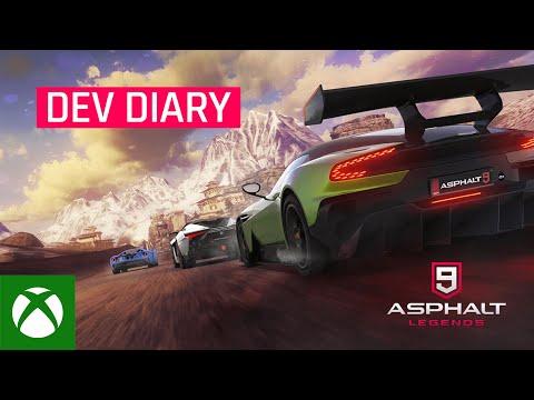 Состоялся релиз Asphalt 9: Legends на Xbox One и Xbox Series X | S, игра условно-бесплатная