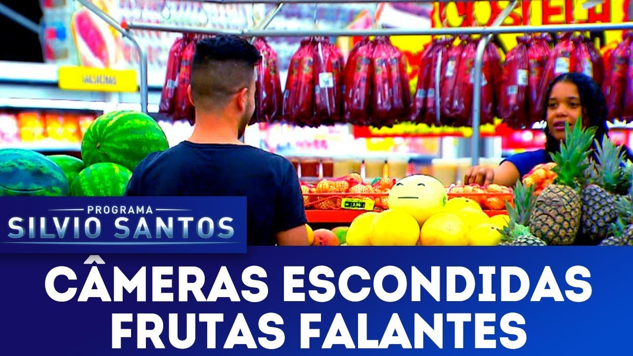 Download Frutas Falantes   Câmeras Escondidas (14/10/18)