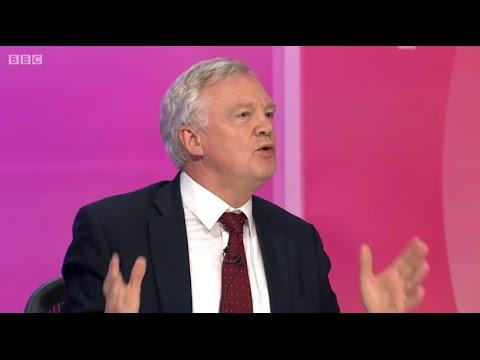 David Davis - Against EU Membership