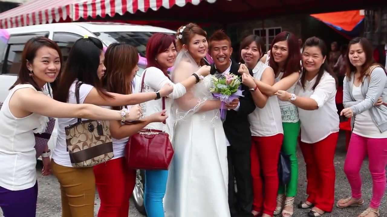 Malaysian Chinese Wedding Traditions
