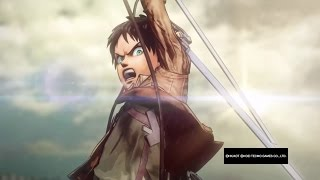 Attack on Titan Wings of Freedom Eren 99 Perfected