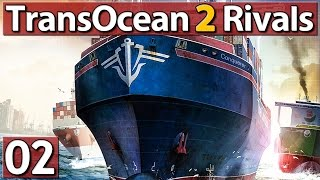 Trans Ocean 2 RIVALS #02 Ganz ruhig, Gada! Preview