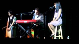"""US"" CD Release: ""I Will Wait For You"" - Us (Carissa Rae & Michael Alvarado"