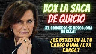 """¿SOCIALISTO?¿UN ALTO CARGO O UNA ALTA CARGA?"" | VOX se DESCOJONA de CALVO por el LENGUAJE INCLUSIVO"