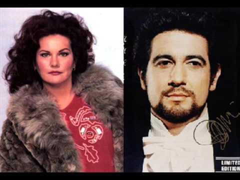 Eva Marton & Placido Domingo - Andrea Chenier