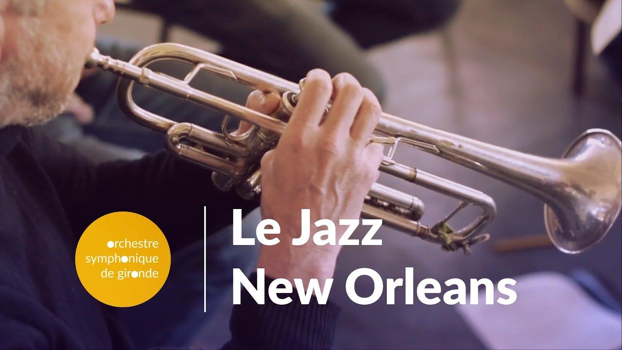 """Concert classique pour enfants à Bordeaux """"Le Jazz New Orleans"""""""