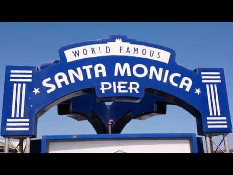 World Famous Santa Monica Pier, California: To Pier or NOT to Peer!