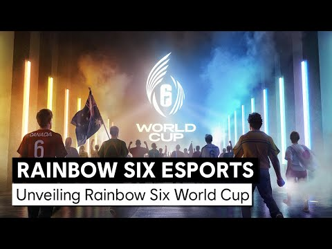 Rainbow Six World Cup: Official Trailer