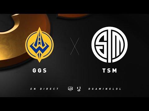 LCS Spring 2019 - GGS vs TSM - W3D2