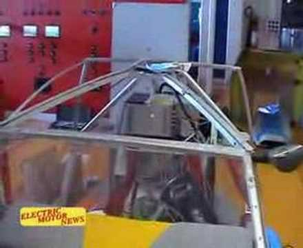 Electric Motor News n° 24 - Solar Taxi (English)