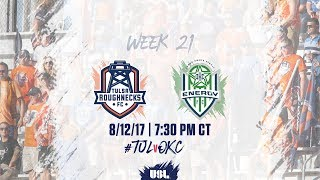 Tulsa Roughnecks FC vs OKC Energy FC full match