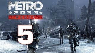 прохождение Metro 2033 Redux: Глава 4 - Депо / Павлецкая (РУС/СУБ)