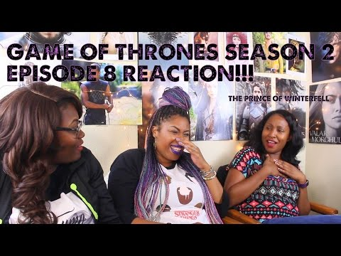 Game of Thrones Season 2 Episode 8 REACTION!!! The Prince of Winterfell