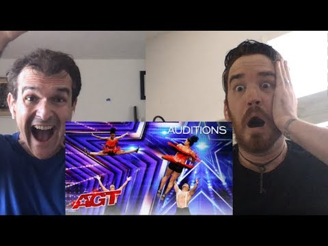 Bad Salsa: India's Viral Dance Duo SHOCKS On America's Got Talent 2020! | REACTION!!!