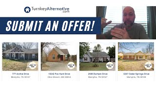 TurnkeyAlternative.com   |   Submit An Offer!