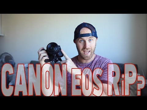 Thoughts on The Canon EOS RP - Brendan van Son Photography f5ef92ba8da04