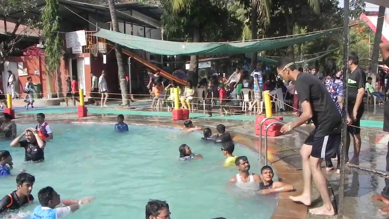 My Dive at Royal Garden Resort Water Park YouTube