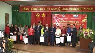 Thủ tướng Nguyễn Xuân Phúc thăm, tặng quà Tết tại Đác Lắc