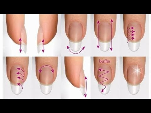 How To Fix A Broken Nail With Acrylic By Cutenails