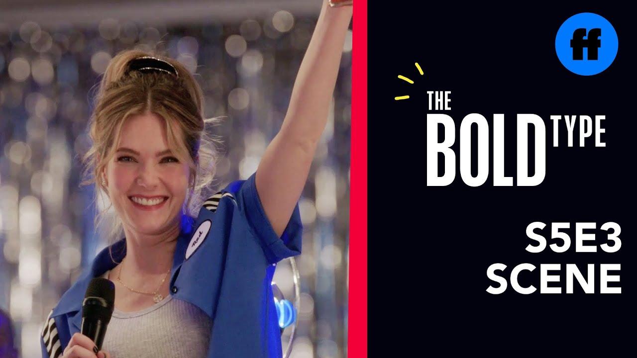 Download The Bold Type Season 5, Episode 3   Sutton's Divorce Party    Freeform