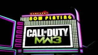GameSpot Now Playing - Call of Duty: Modern Warfare 3 Exclusive Multiplayer Gameplay (PC, PS3, Xbox 360, Wii)