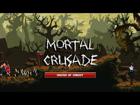 Mortal Crusade: Sword of Knight Android/iOS Gameplay. Like Dead Cells