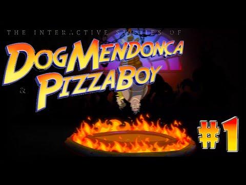 Pizzajunge jetzt Detektiv   The Interactive Adventures of Dog Mendonça and Pizzaboy  #1  