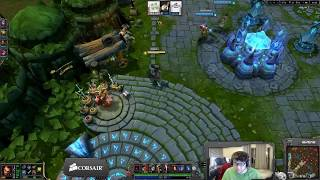 TSM Dyrus Darius vs Renekton [Diamond 1 / Challenger Ranked solo queue]