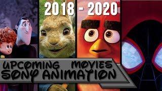 Upcoming Sony Animation Movies 2018-2020