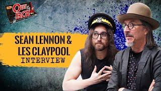Les Claypool And Sean Ono Lennon Talk 'South of Reality,' Geddy Lee, Yoko's Birthday Bash