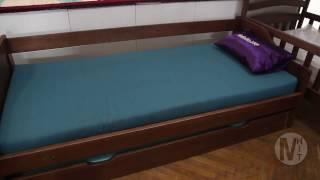 Видеообзор детской двухместной кровати «Ледо»