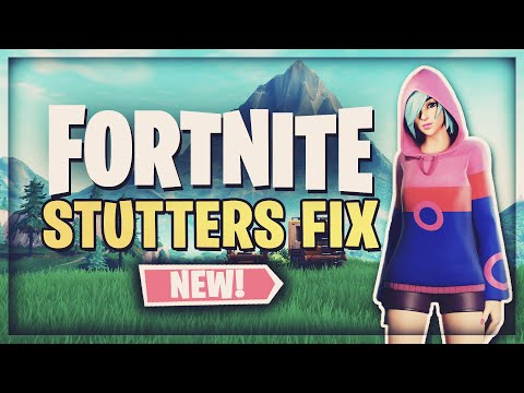 This Setting FIXED MY STUTTERING In Fortnite | Tutorial