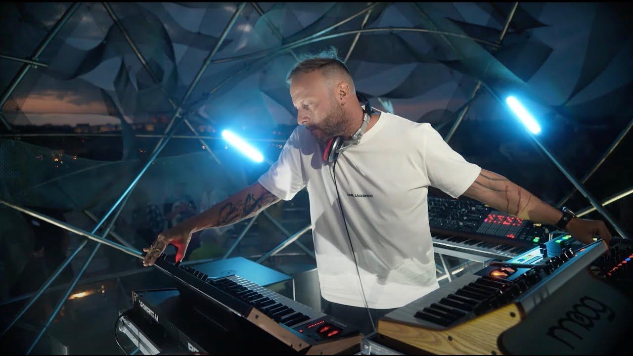 KAREL HAVLÍČEK - LIVE SET AT THE DANCING HOUSE IN PRAGUE 2021
