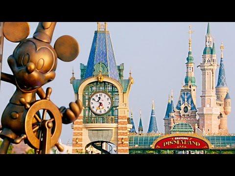 The Making of Shanghai Disneyland   Disney