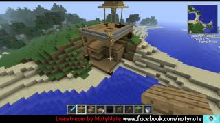 [Minecraft] สร้าง MCSG ใหม่อีกครั้ง o.o/ [1/10/2556]