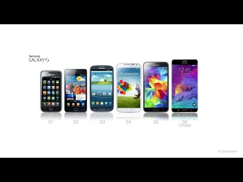 Samsung S6 vs Samsung S5 REVIEW - Specs and Features - Android Headlines