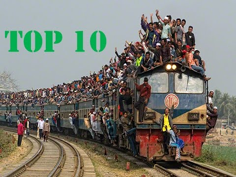 Top 10 Countries With The Highest Populations - 2017